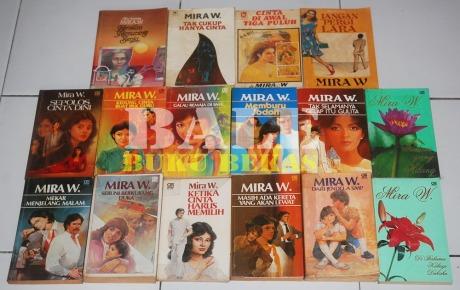 Novel-Novel Mira W.
