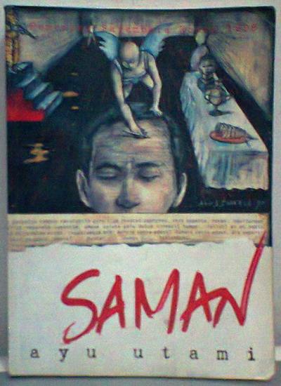 Novel Saman Ayu Utami Diterjemahkan ke Bahasa Ethiopia