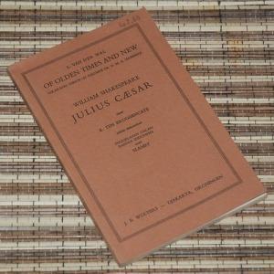 B3S-2012-12-04-DRAMA-William Shakespeare-Julius Caesar