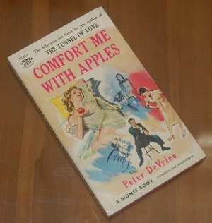 B3S-2012-12-08-NOVEL-Peter De Vries-Comfort Me with Apples