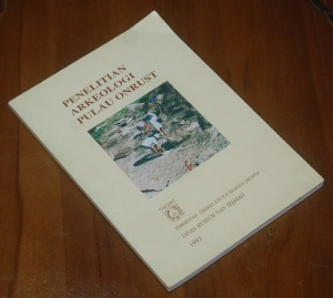 B3S-2012-12-08-PENAWARAN KHUSUS Arkeologi-Dinas Museum dan Sejarah DKI Jakarta-Penelitian Arkeologi Pulau Onrust