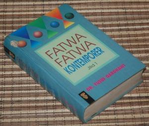 B3S-2012-12-18-PENAWARAN KHUSUS Religiositas-Yusuf Qardhawi-Fatwa-Fatwa Kontemporer Jilid 1