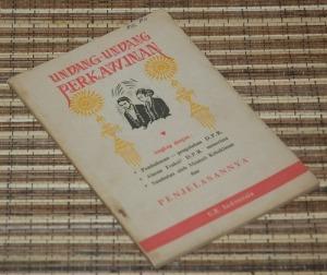 B3S-2012-12-20-PENAWARAN KHUSUS Hukum-U.P. Indonesia-Undang-Undang Perkawinan