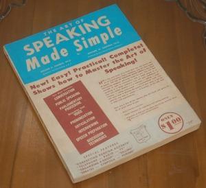 B3-2013-01-14-KETERAMPILAN BERBICARA-William R. Gondin & Edward W. Mammen-The Art of Speaking Made Simple