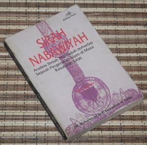 B3-2013-01-14-RELIGIOSITAS-Muhammad Said Ramadhan Al-Buthy-Telaah Sirah Nabawiyah