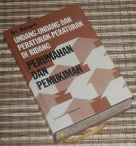 B3-2013-02-16-HUKUM-Marsono-Undang-Undang dan Peraturan-Peraturan di Bidang Perumahan dan Pemukiman1