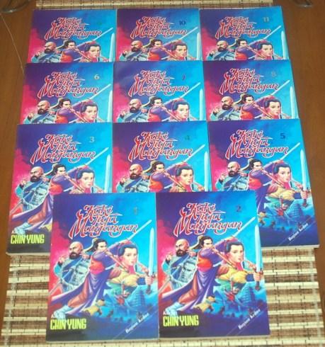 B3-2013-05-24-CERITA SILAT-Chin Yung-Kaki Tiga Manjangan, 3 Buku2