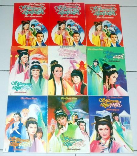 B3-2013-05-24-CERITA SILAT-Ta Shen Sien-Siluman Ular Putih, 1-9