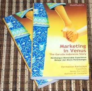 Hermawan Kartajaya dkk.: Marketing in Venus: The Garuda Indonesia Story