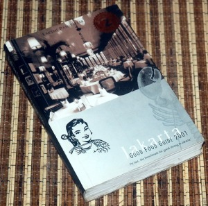 Laksmi Pamuntjak: Jakarta: Good Food Guide 2001