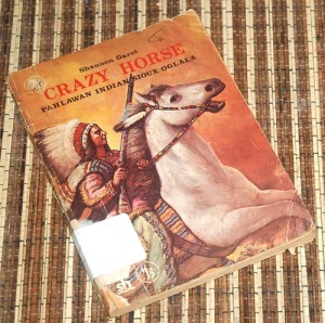 Shannon Garst: Crazy Horse, Pahlawan Indian Sioux Oglala
