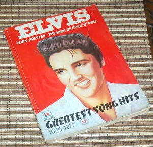 Elvis Presley The King of Rock 'N' Roll: Greatest Song Hits 1955-1977