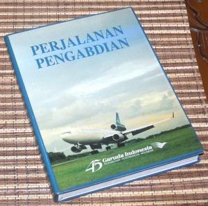 Perjalanan Pengabdian 45 Tahun Garuda Indonesia