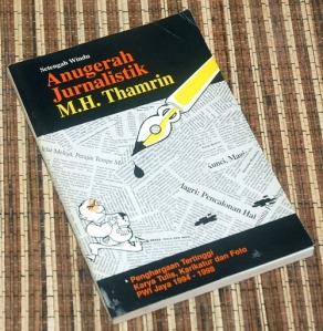 E. Soebekti & M. Aminuddin: Setengah Windu Anugerah Jurnalistik M.H. Thamrin