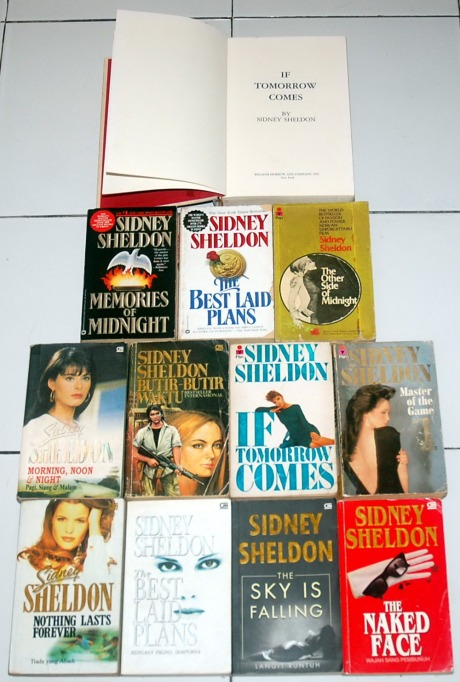 NOVEL SIDNEY SHELDON