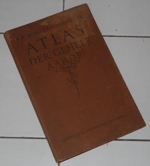 B3-Atlas-P.R. Bos-J.F Niermeyer-Atlas-der-gehele-aarde