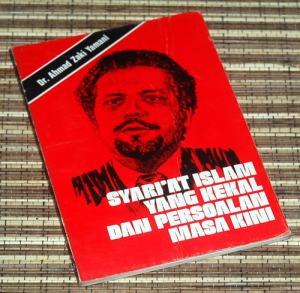 Ahmad Zaki Yamani: Syariat Islam yang Kekal dan Persoalan Masa Kini