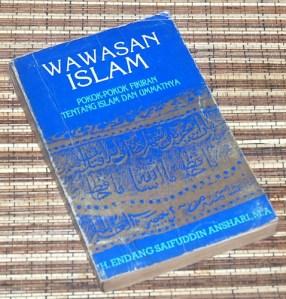 Endang Saifuddin Anshari: Wawasan Islam