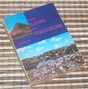 M.H. Wauran: Dari Kairo ke Jerusalem