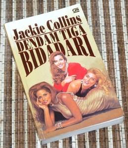 Jackie Collins: Dendam Tiga Bidadari