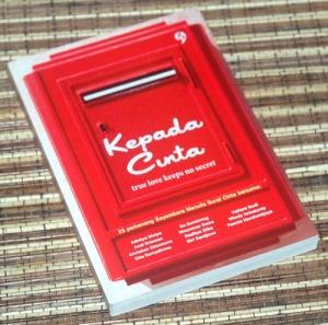 Kepada Cinta: true love keeps no secret