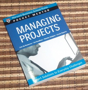Pocket Mentor-Managing Projects
