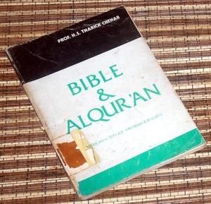 H.S. Tharick Chehab: Bible & Alquran: Sebuah Studi Perbandingan