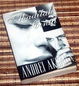 Andrei Aksana: Abadilah Cinta, Cetakan II