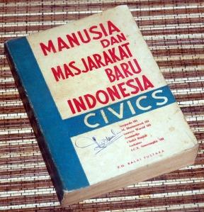 Manusia dan Masjarakat Baru Indonesia (Civics)