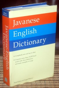 Stuart Robson & Singgih Wibiwono: Javanese English Dictionary