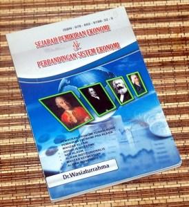 Wasiaturrahma: Sejarah Pemikiran Ekonomi & Perbandingan Sistem Ekonomi
