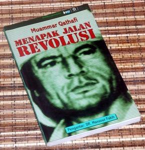 Muammar Al-Qathafi: Menapak Jalan Revolusi