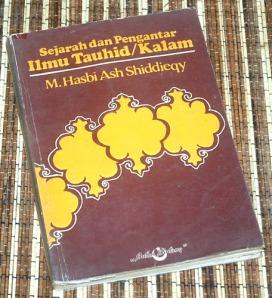 T.M. Hasbi Ash Shiddieqy: Sejarah dan Pengantar Ilmu Tauhid
