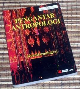 Koentjaraningrat: Pengantar Antropologi I