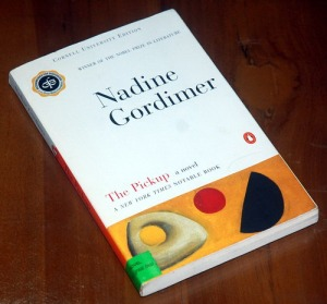 Nadine Gordimer: The Pickup