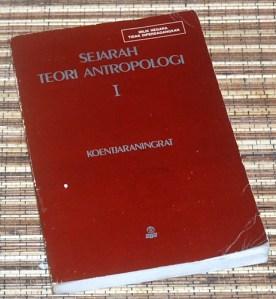 Koentjaraningrat: Sejarah Teori Antropologi I, Cetakan 1998