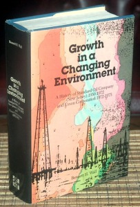 Bennet H. Wall: Growth in a Changing Environment