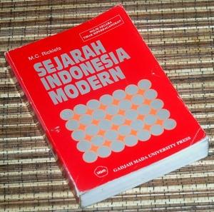 M.C. Ricklefs: Sejarah Indonesia Modern