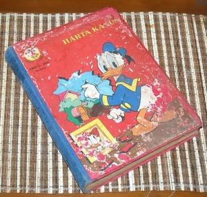 Album Walt Disney: 15 Judul Donal Bebek