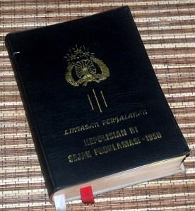 Lintasan Perjalanan Polri Sejak Proklamasi-1950