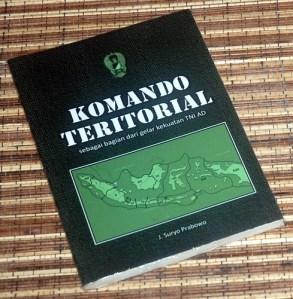 J. Suryo Prabowo: Komando Teritorial