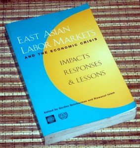 East Asian Labor Markets and the Economic Crisis