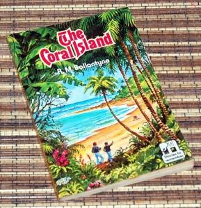 R.M. Ballantyne: The Coral Island