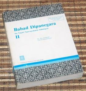 Babad Dipanegara II