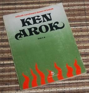Saini K.M.: Ken Arok, Cetakan I