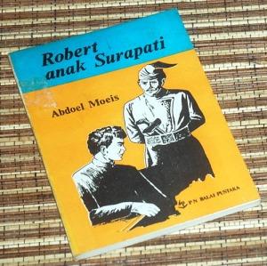 Abdoel Moeis: Robert Anak Surapati, Cetakan III