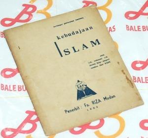 O.K. Rahmat: Berbagai Persoalan tentang Kebudayaan Islam