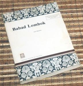 Lalu Wacana: Babad Lombok