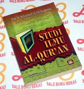 Muhammad Ali Ash-Shaabuuniy: Studi Ilmu Alquran