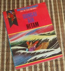 Serial Si Kera Sakti (Sun Go Kong): Sungai Air Hitam